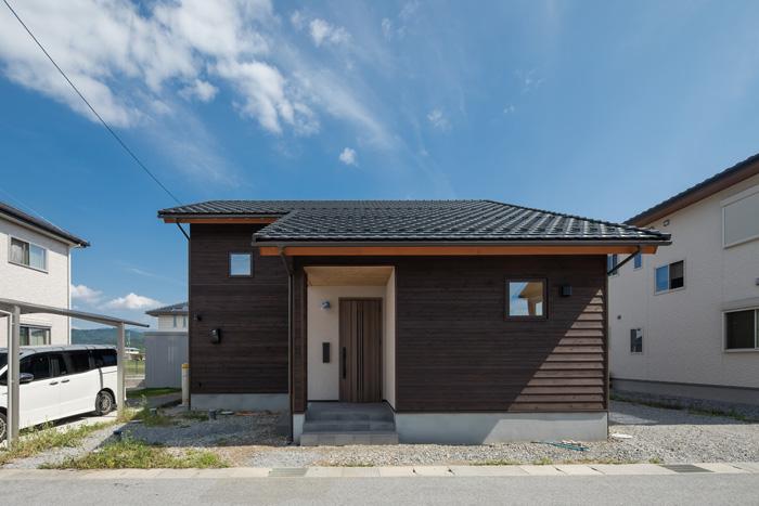 愛荘町の家