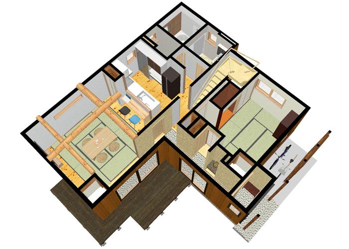 滋賀で注文住宅のモデルハウス